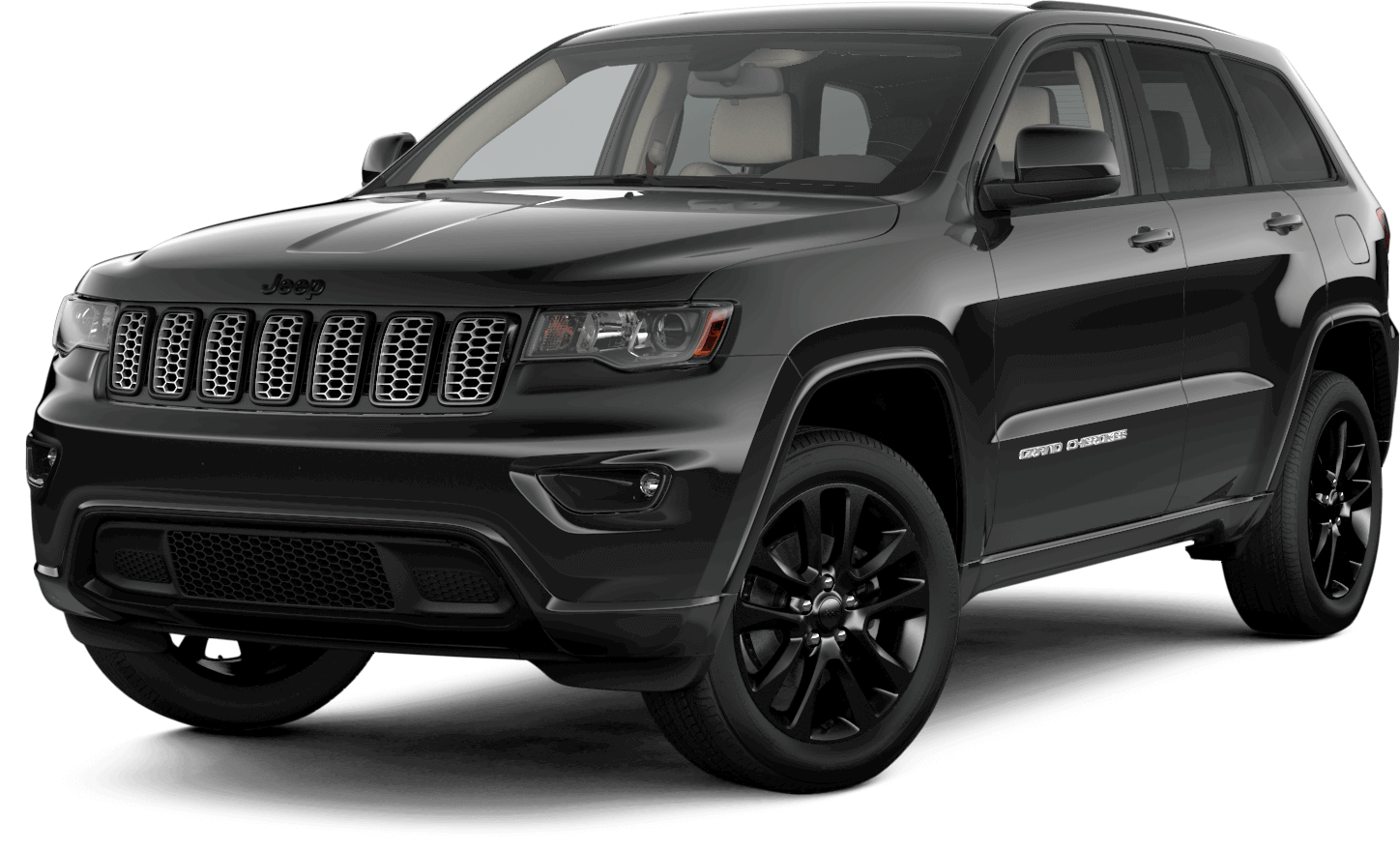 Grand Cherokee Blackhawk Colours