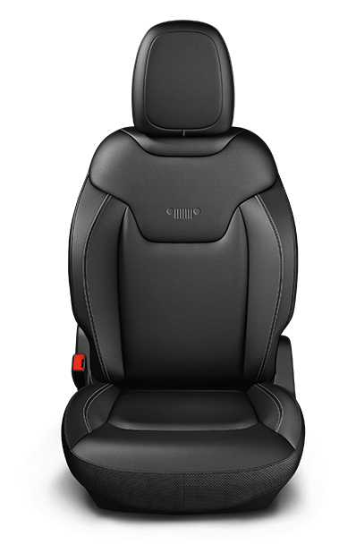 Limited seats black leather