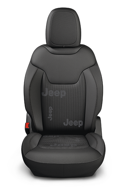 Sport seats black cloth