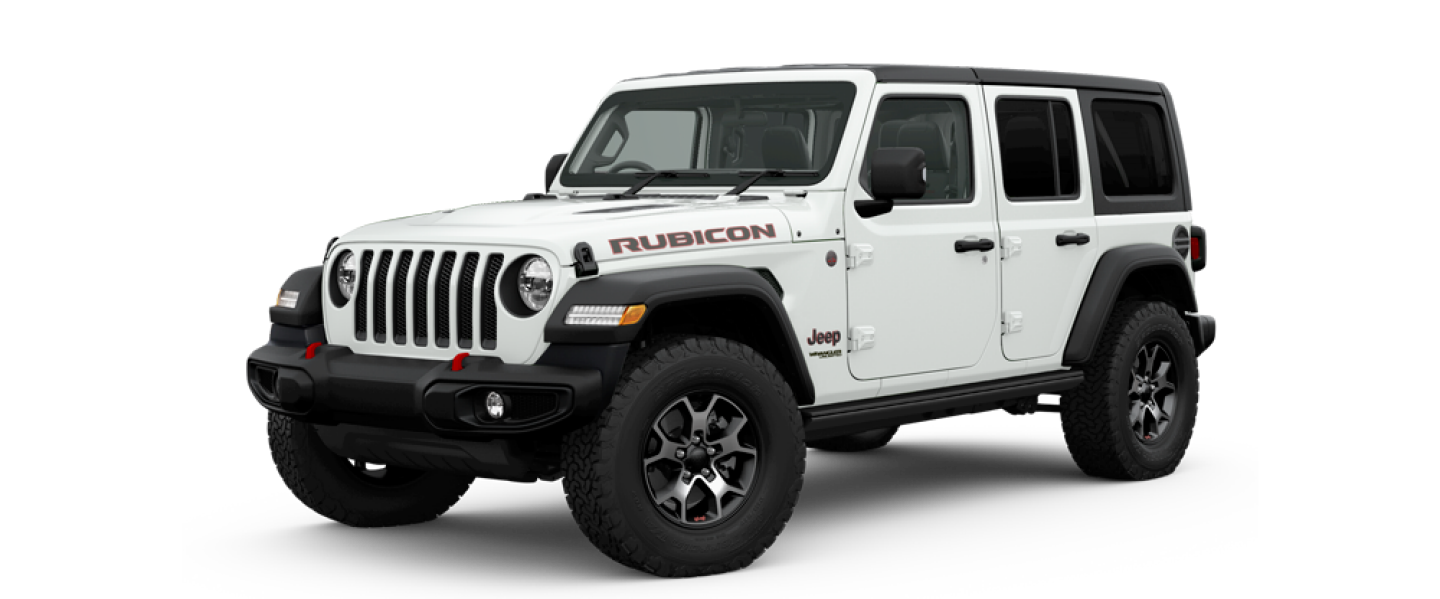 Jeep Fleet MY19 JL Rubicon 3.6L 4x4 Thumbnail